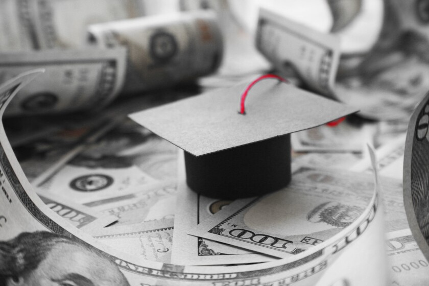 There are ways to make a student loan burden more manageable.