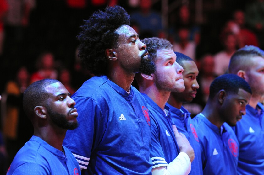 Clippers still depending on core competency of Chris Paul