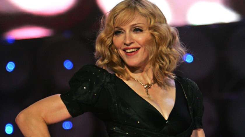 'CANDY': Madonna's CD looks at — surprise — sex