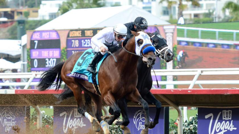 2021 Breeders' Cup hinges on Del Mar Thoroughbred Club