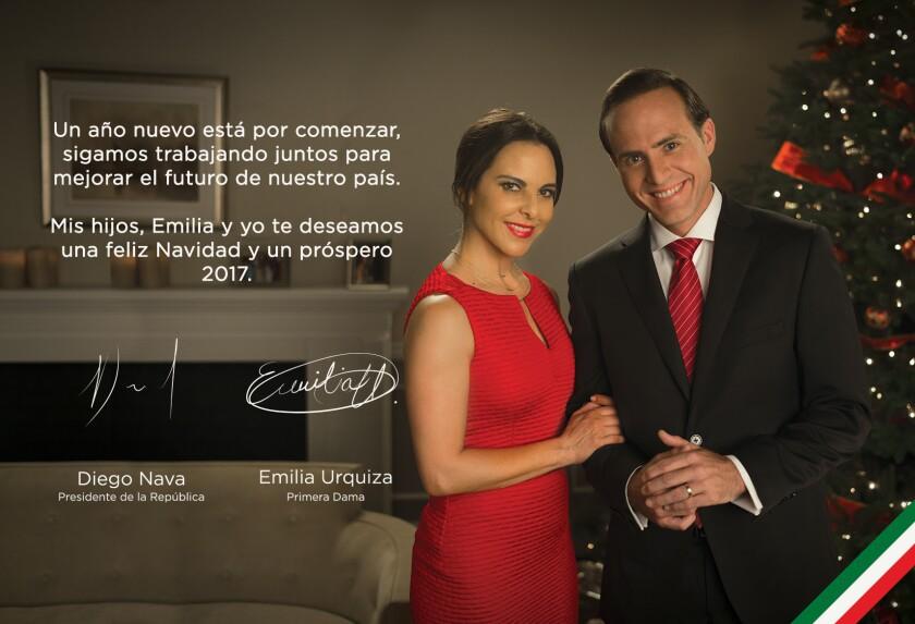 """Kate del Castillo en l apersonificación de la Primera Dama en la """"Ingobernable'"""