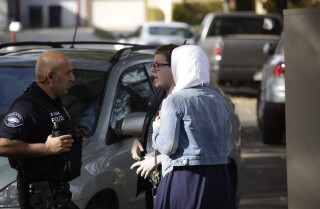 Backlash against neighbor of San Bernardino shooters