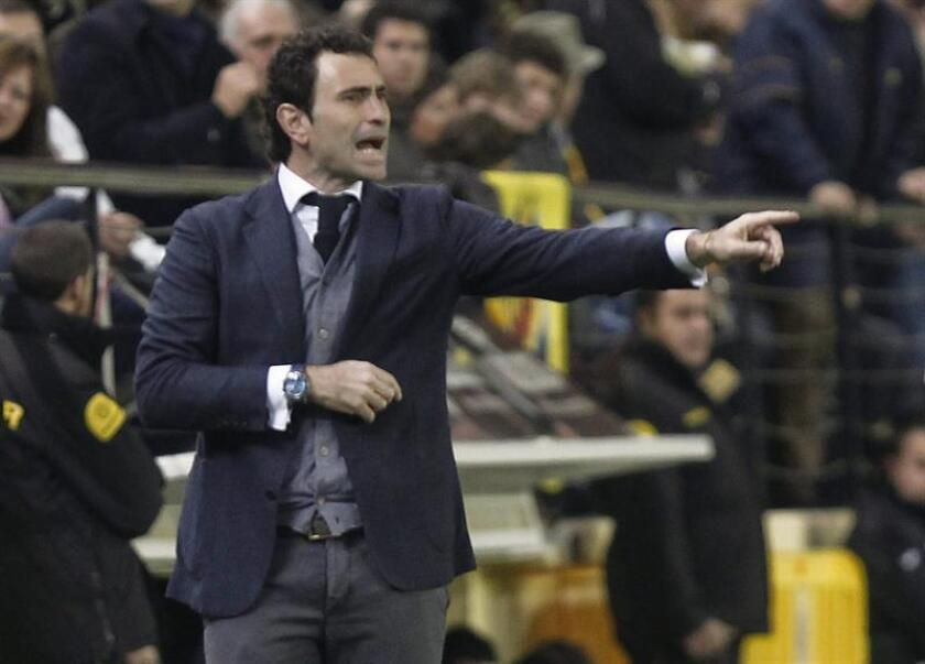 En la imagen, el entrenador español Francisco Molina. EFE/Archivo