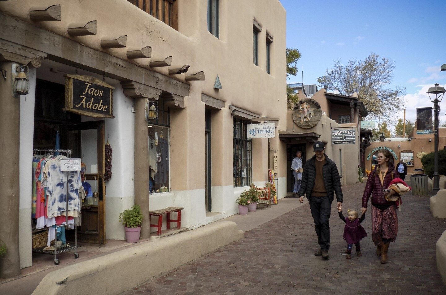 Quick getaway to Taos, New Mexico