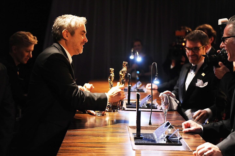 Governors Ball: Alfonso Cuaron