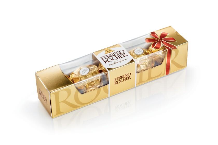 Stocking stuffer: chocolates