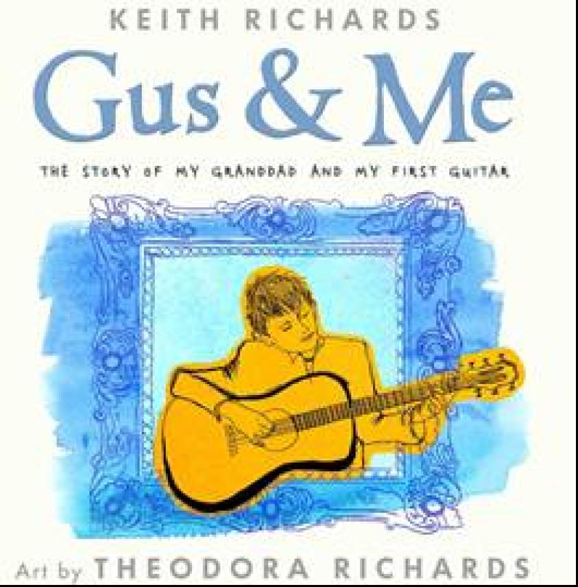 Keith Richards' 'Gus & Me'