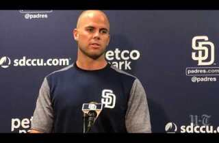 Clayton Richard, A.J. Preller discuss two-year extension