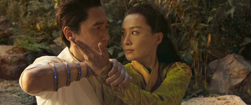Shang-Chi' blasts Labor Day records with $71.4M debut - The San Diego  Union-Tribune