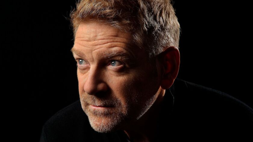 BEVERLY HILLS, CA.,OCTOBER 26, 2017--Director and actor Kenneth Branagh stars as Hercules Perot in t