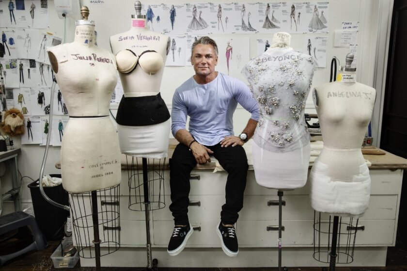 Mark Zunino and his design team moved to a new space in Beverly Hills last summer after outgrowing another space in West Hollywood.