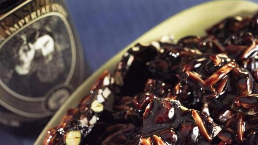 Now you can drink your beer and eat it too. Flavor this crunchy brittle with a good dark beer, such as a stout or an amber ale, for rich caramel notes. Beer brittle
