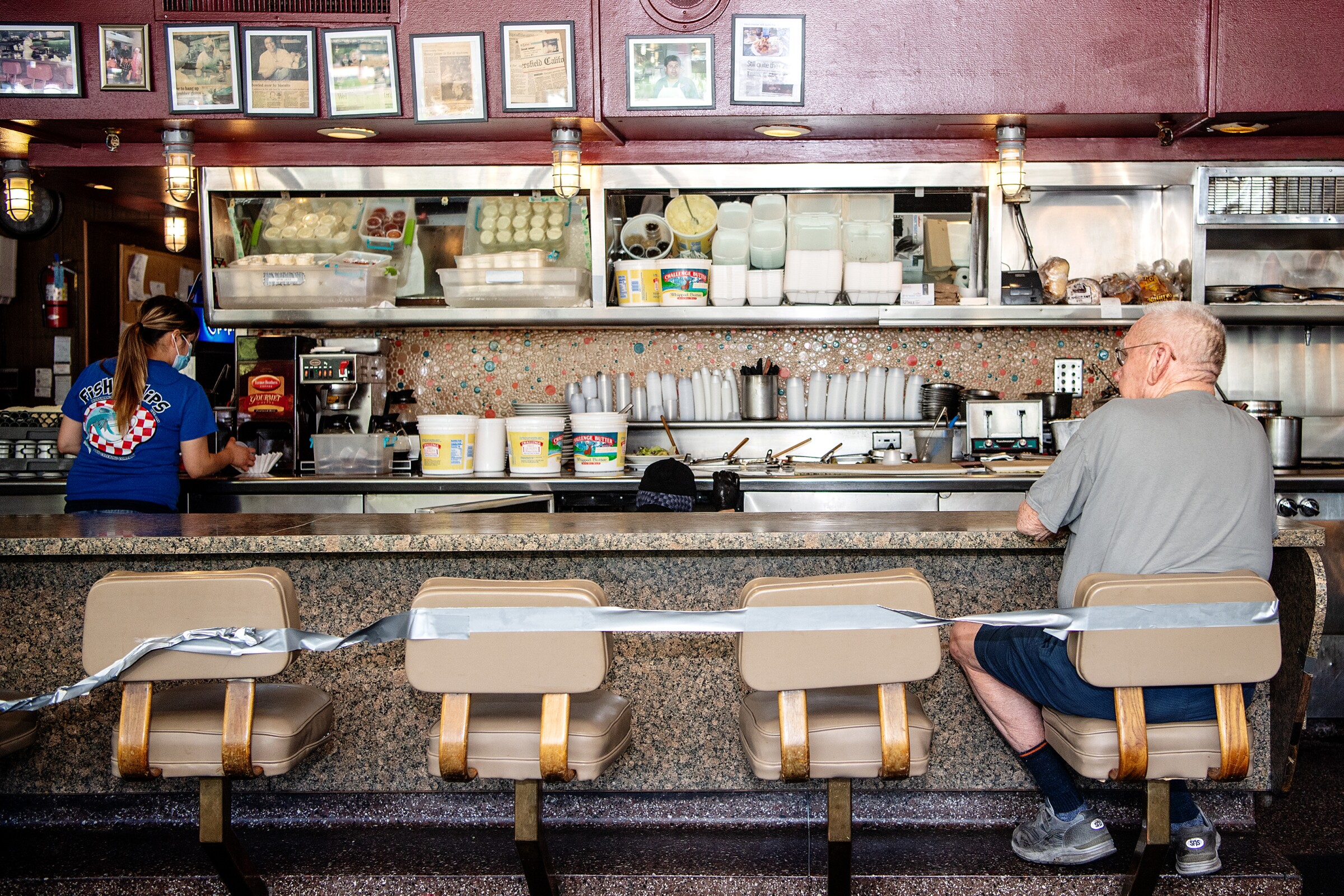 Mossman's coffee shop