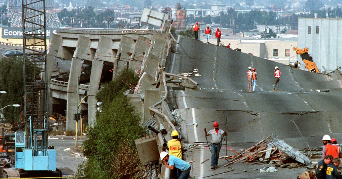California to launch statewide earthquake early warning system