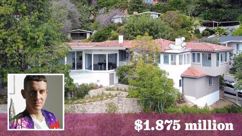 Fashion Designer Jeremy Scott Lists Outpost Estates Spread For 1 875 Million Los Angeles Times