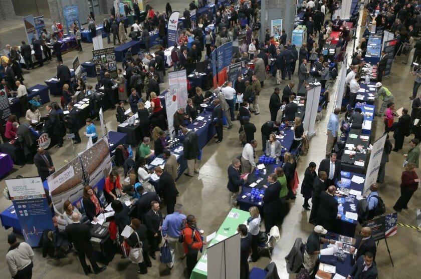 U.S. jobs outlook is so weak it echoes disaster-hit months