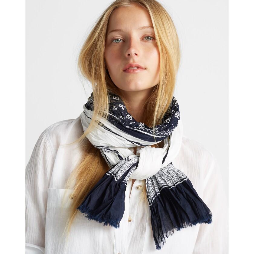 Club Monaco scarf