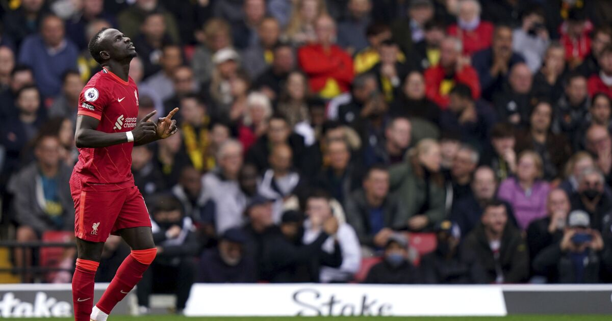 Firmino y Salah brillan en goleada del Liverpool - Los Angeles Times