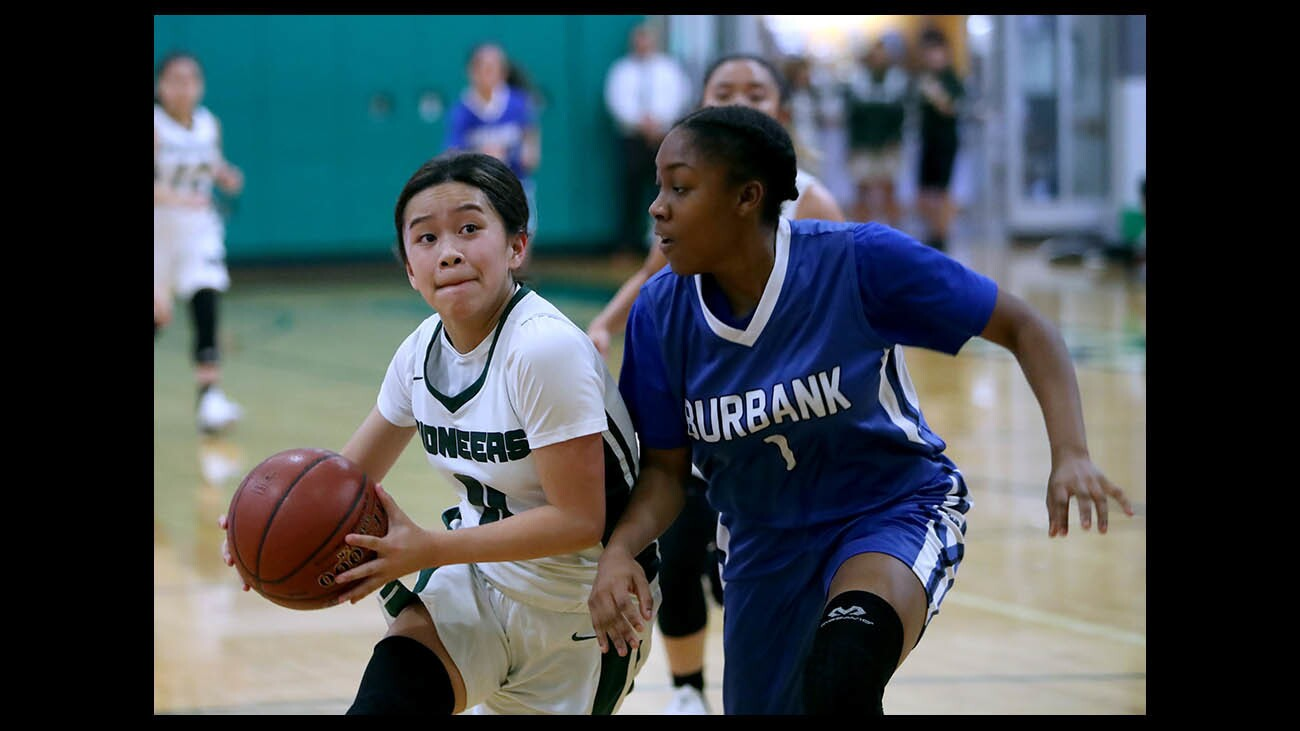 Photo Gallery: Providence High girls' basketball vs. Burbank