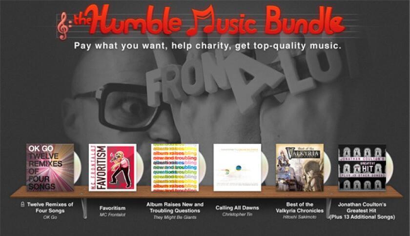 HumbleBundle Music