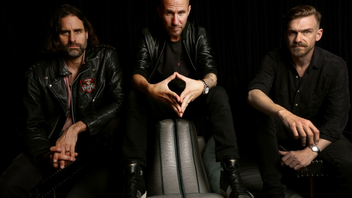 The men of Miike Snow make pop music. But they're not pop stars - Los  Angeles Times