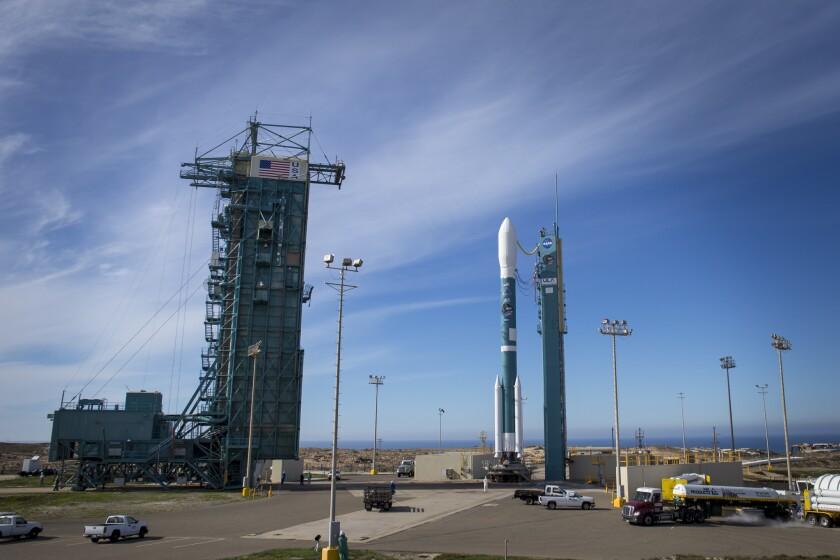 SMAP launch preparation