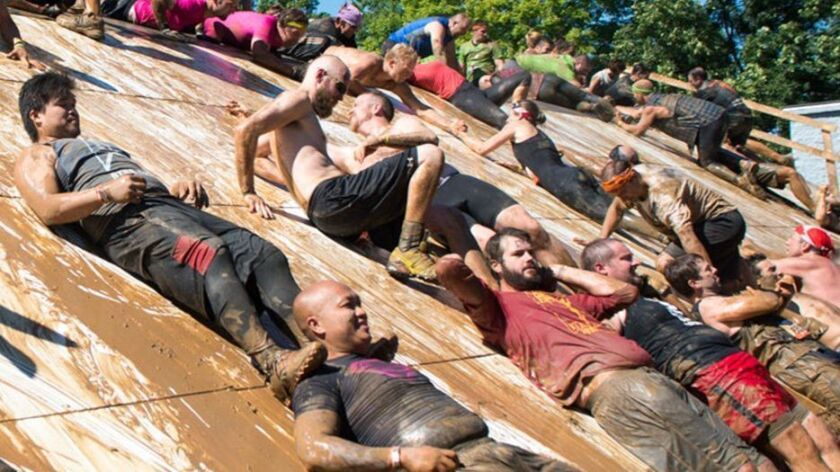 First-timers can learn the tricks to mud run obstacle courses at a Santa Monica class.