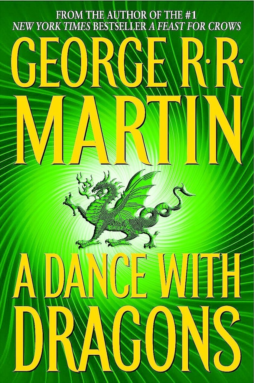 George R.R. Martin's A Dance With Dragons