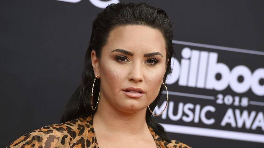 Demi Lovato received an outpouring of support on Tuesday, just hours after the singer was reportedly treated for a drug overdose.
