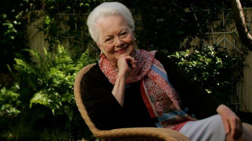Olivia de Havilland denied hearing by Supreme Court - Los Angeles Times
