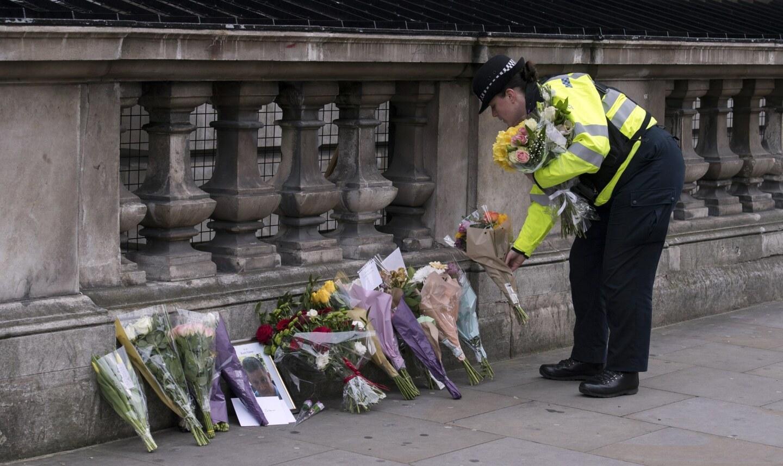 Terror attack in London near Parliament