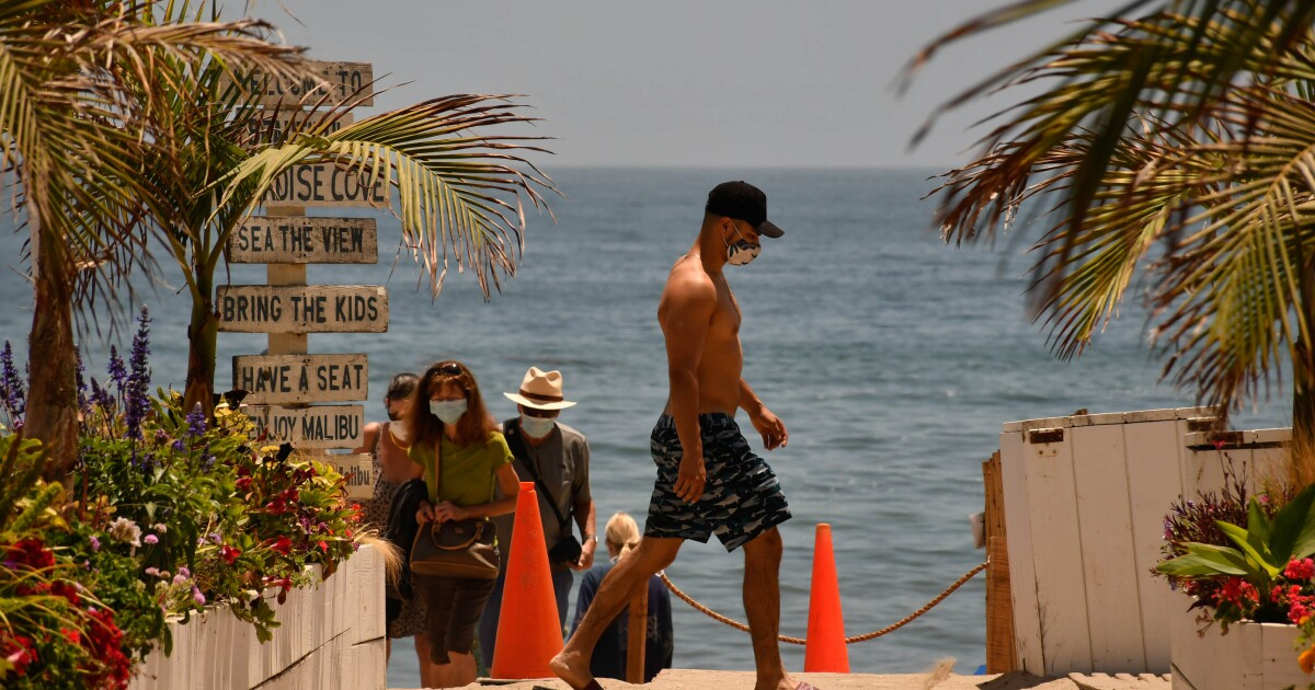 What's open and closed: Southern California beaches, parks, trails