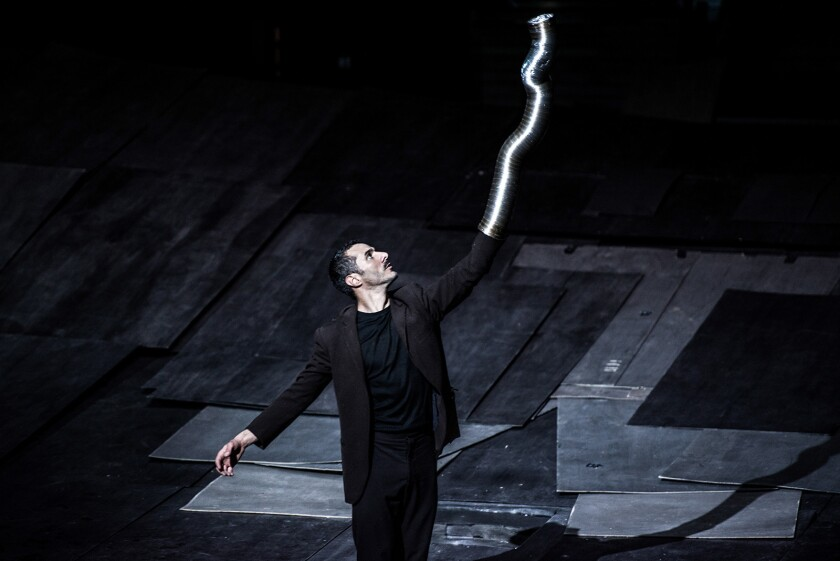 """The Center for the Art of Performance at UCLA brings the U.S. premiere of """"The Great Tamer"""" to Royce Hall."""