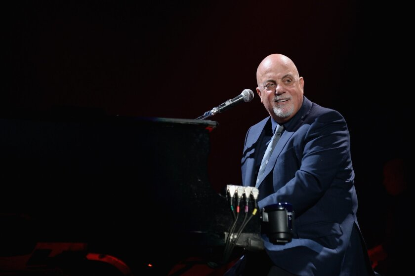 Billy Joel at Nassau Coliseum