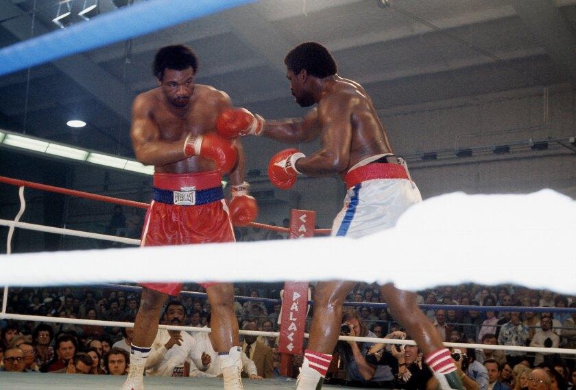 George Foreman vs. Ron Lyle