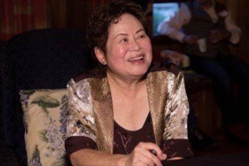 Author Mai-Lon Gittelsohn Photo by Lynn Rybarczyk