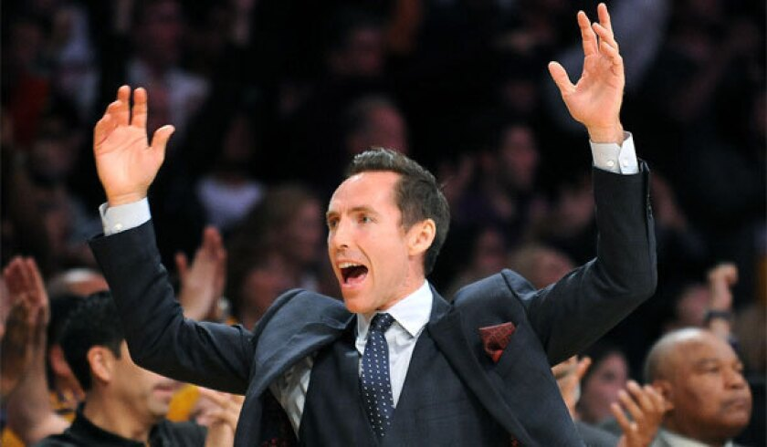 Steve Nash will almost surely return to the Lakers after an injury-riddled season in which he missed 24 games because of a fractured leg and 10 more because of hip and hamstring soreness.