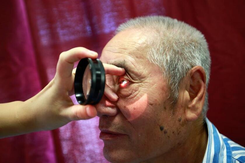 Corregir la vista cansada es posible gracias a unas gafas multifocales que permiten mejorar la visión sin necesidad de armazones ni cirugía, explicó a Efe el optometrista mexicano José Luis Monroy. EFE/Archivo
