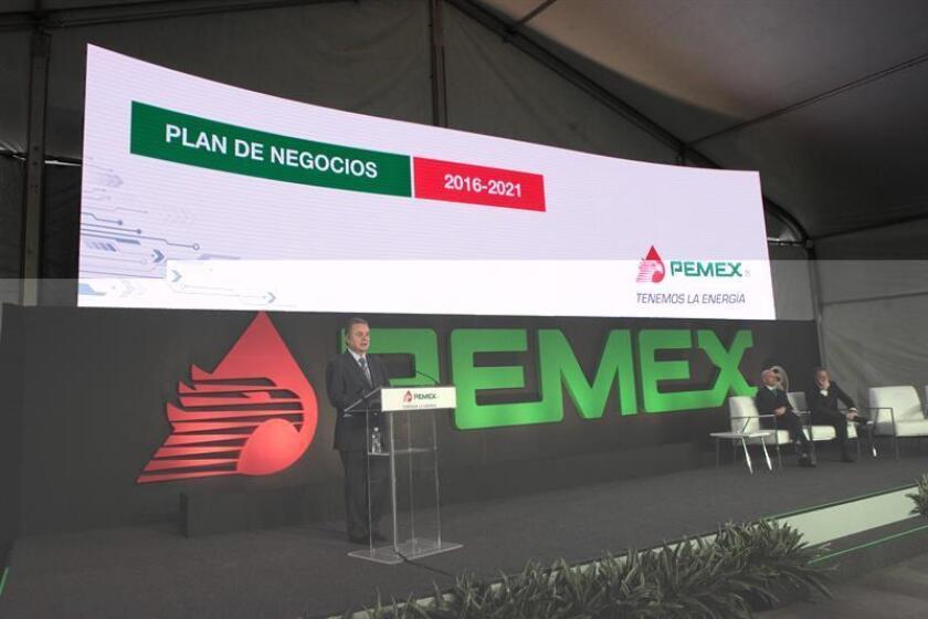 La Comisión Nacional de Hidrocarburos (CNH) anunció hoy que ya puso a disposición de terceros información de los campos terrestres Cárdenas-Mora y Ogarrio, asignados a Petróleos Mexicanos (Pemex) en la Ronda Cero. EFE/ARCHIVO