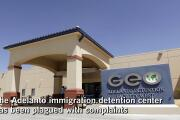 LA 90: A look at the Adelanto immigration detention center