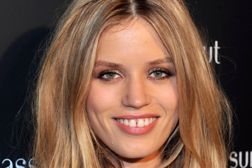Something of a modern-day Brigitte Bardot, Georgia May Jagger is the youngest daughter of supermodel Jerry Hall and Rolling Stones guitarist Mick Jagger. She's taken a liking to modeling, with her signature asset: a gap between her two front teeth.