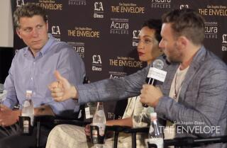 Joel Edgerton on why 'Loving's' Richard and Mildred stayed together