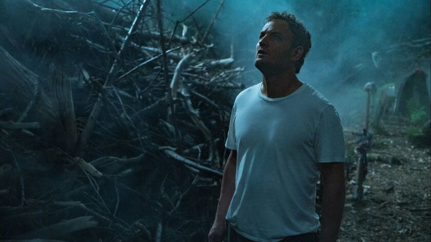 "Jason Clarke in ""Pet Sematary."""