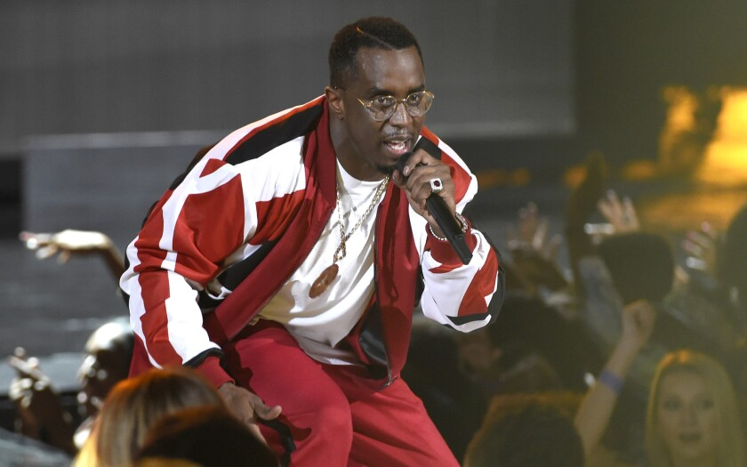 Sean Combs Diddy