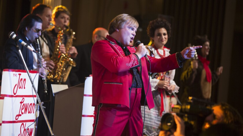 """***HOLIDAY SNEAKS 2017***DO NOT USE PRIOR TO SUNDAY, NOVEMBER 5, 2017***** Jack Black in the movie """""""