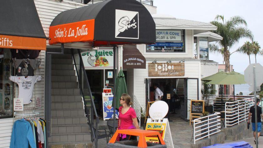Shin's La Jolla opened in September at 8008 Girard Ave. near La Jolla Cove.