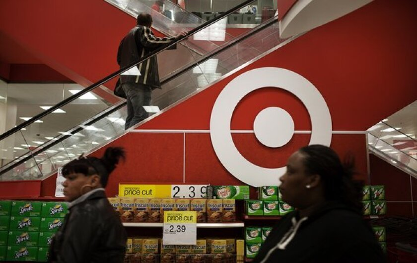 Target earnings disappoint in first quarter