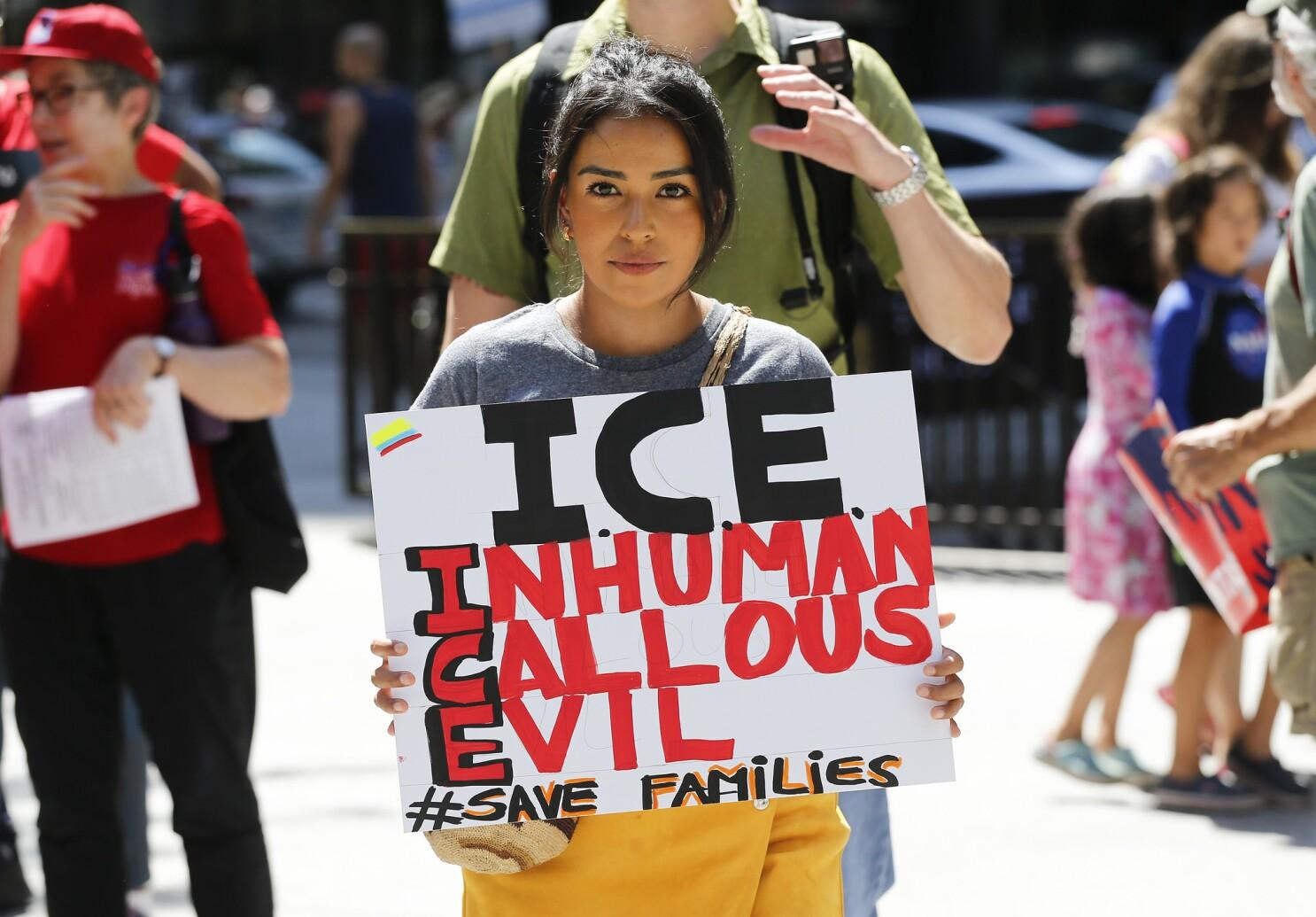 Despite weeks of threats, ICE raids begin with a whimper yet still
