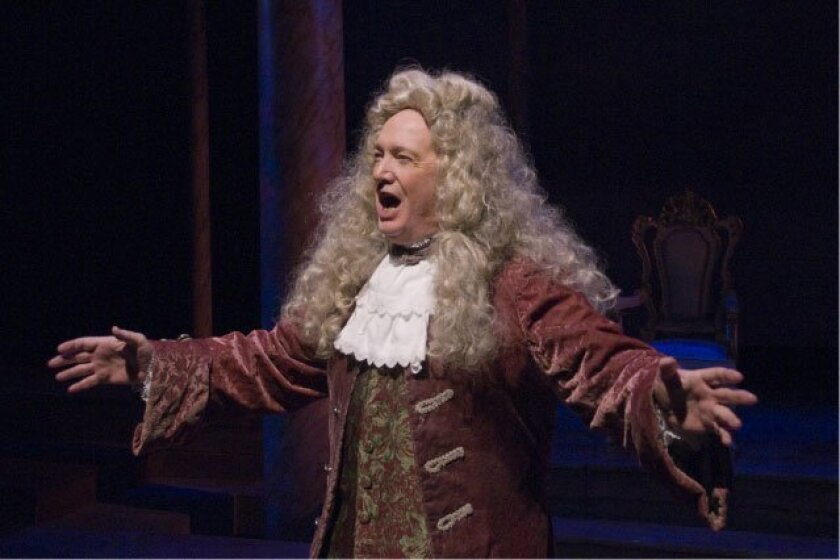 """Robert Smyth directs and plays Handel in Lamb's Players' """"Joyful Noise."""""""