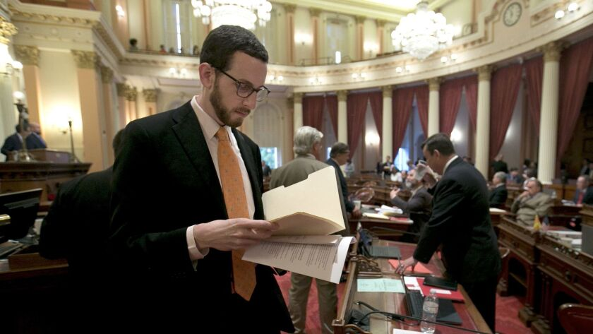 Sen. Scott Wiener (D-San Francisco), the bill's author, said the state needs the housing to address affordability problems.
